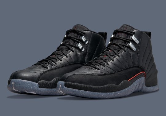 """Official Images Of The Air Jordan 12 Utility """"Grind"""""""