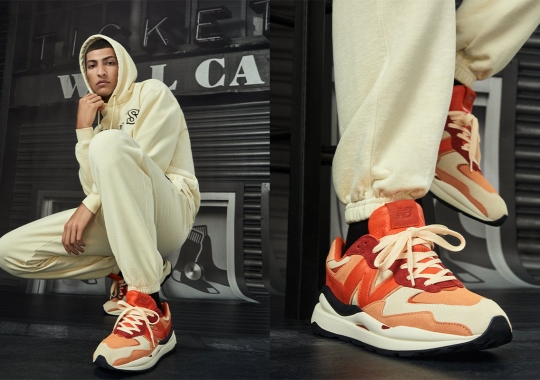 """Concepts Uses The New Balance 57/40 To Celebrate 1920s Silent Film """"Headin' Home"""""""