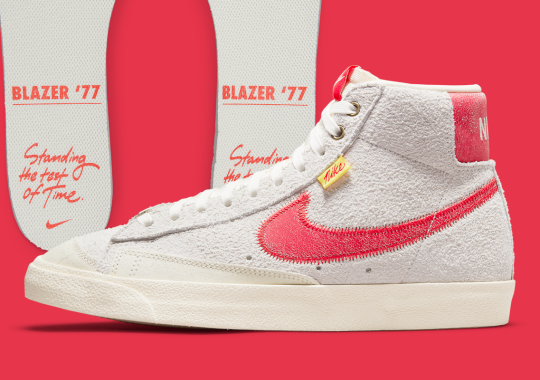 Nike Reminds The World That The Blazer Mid '77 Has Stood The Test Of Time