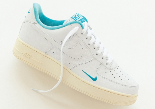 KITH Announces Hawaii Flagship Store, Reveals Upcoming Nike Air Force 1