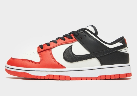 The NBA Gears Up For Its Diamond Anniversary With This Chicago-Themed Nike Dunk Low EMB
