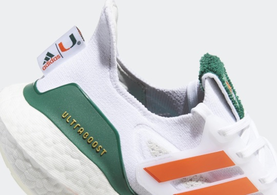 A Full Set Of NCAA Colorways Are Coming To The adidas UltraBOOST 21