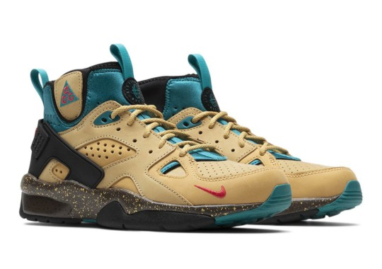 """Nike ACG Air Mowabb """"Twine"""" Releases As Part Of Fall 2021 ACG Collection"""