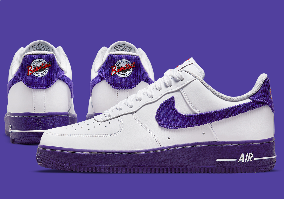 Nike Air Force 1 Low EMB DB0264-100 Release Info | SneakerNews.com