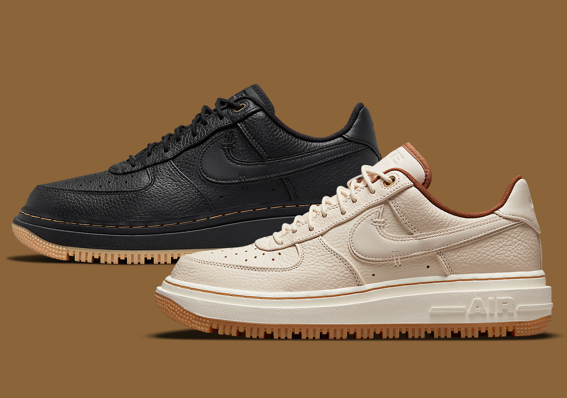 Nike Air Force 1 Low Luxe DB4109-200 DB4109-001   SneakerNews.com