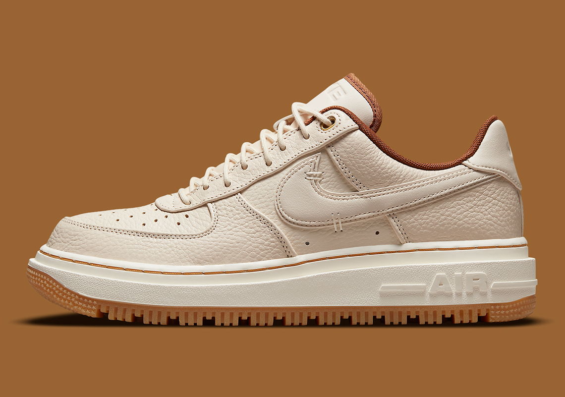 Nike Air Force 1 Low Luxe DB4109-200 DB4109-001 | SneakerNews.com