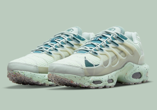 The Nike Air Max Terrascape Plus Adds Another Vibrant Colorway To Its Catalog