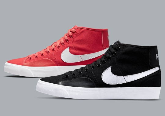 Introducing The Nike BLZR Court Mid
