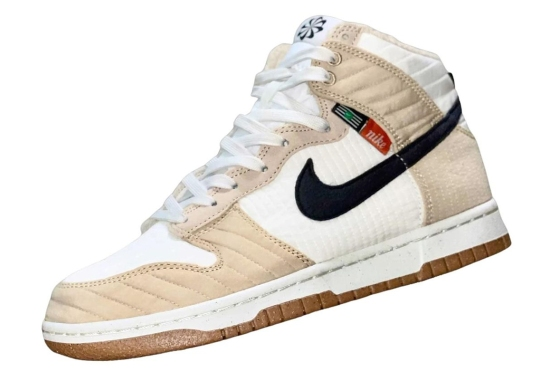 """Even The Nike Dunk High Is Joining The """"Toasty"""" Collection"""