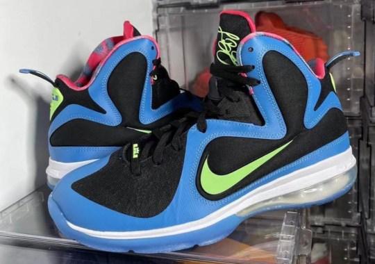 Nike LeBron 9 Retro Releasing On It's 10th Anniversary