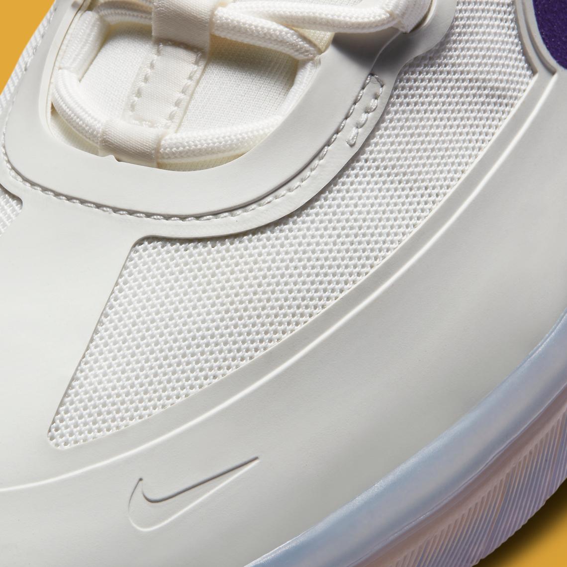 Nike SB Nyjah Free 2 Lakers DA3439-100 Release | SneakerNews.com