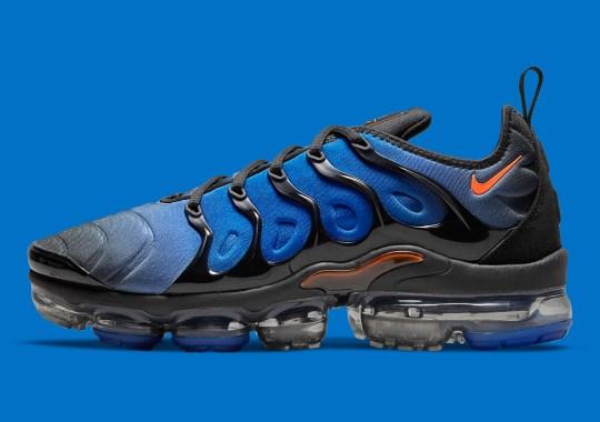Knicks Colors Adorn This Upcoming Nike Vapormax Plus