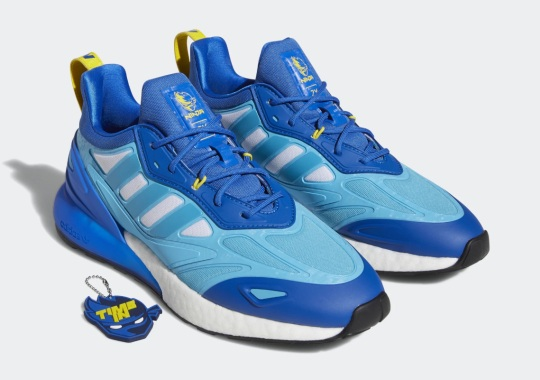 """Ninja And adidas Reprise """"In Time"""" Collection With Three ZX 2K 2.0 Drops"""