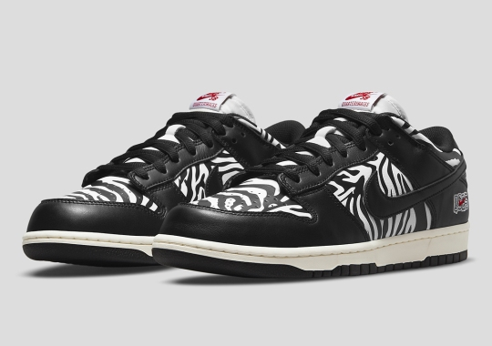 Official Images Of The Quartersnacks x Nike SB Dunk Low