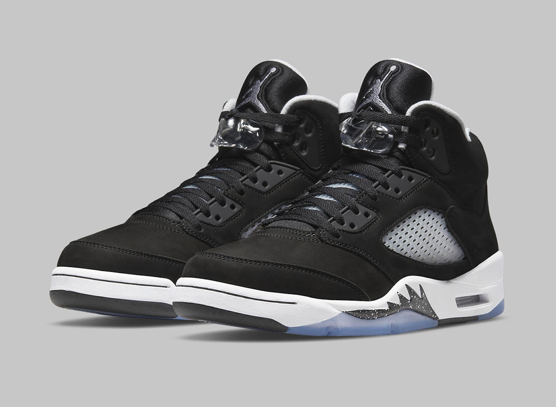 Air Jordan 5 Oreo 2021 CT4838-011 Release Info   SneakerNews.com