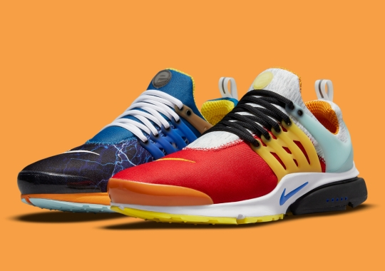 """The Nike """"What The"""" Presto Releases On August 27th"""