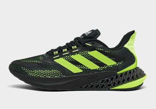 The adidas 4DFWD Pulse Debuts On August 12th