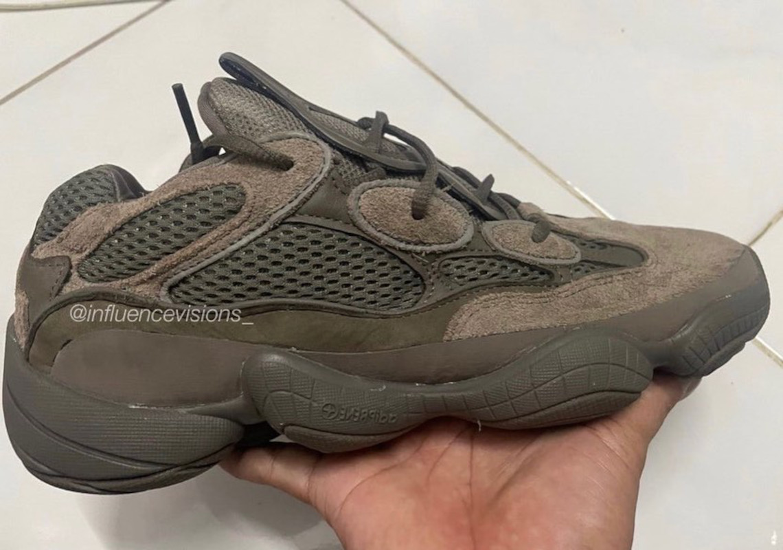 adidas YEEZY 500 Brown Clay Release Date | SneakerNews.com