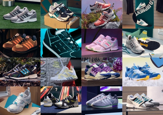 """adidas Launches """"Life Needs Equipment"""" Microsite To Preview Upcoming Shop Collaborations"""