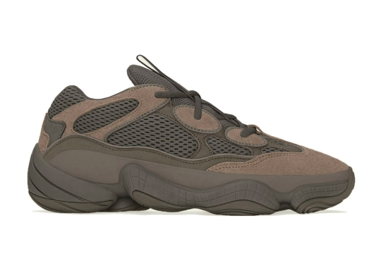 """The adidas YEEZY 500 """"Brown Clay"""" Set To Release September 18th"""