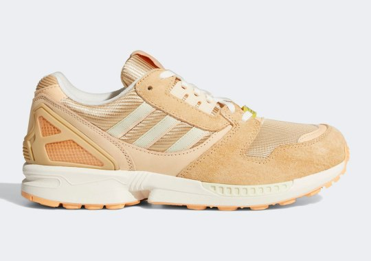 """A """"Hazy Beige"""" adidas ZX 8000 Is Available Now"""