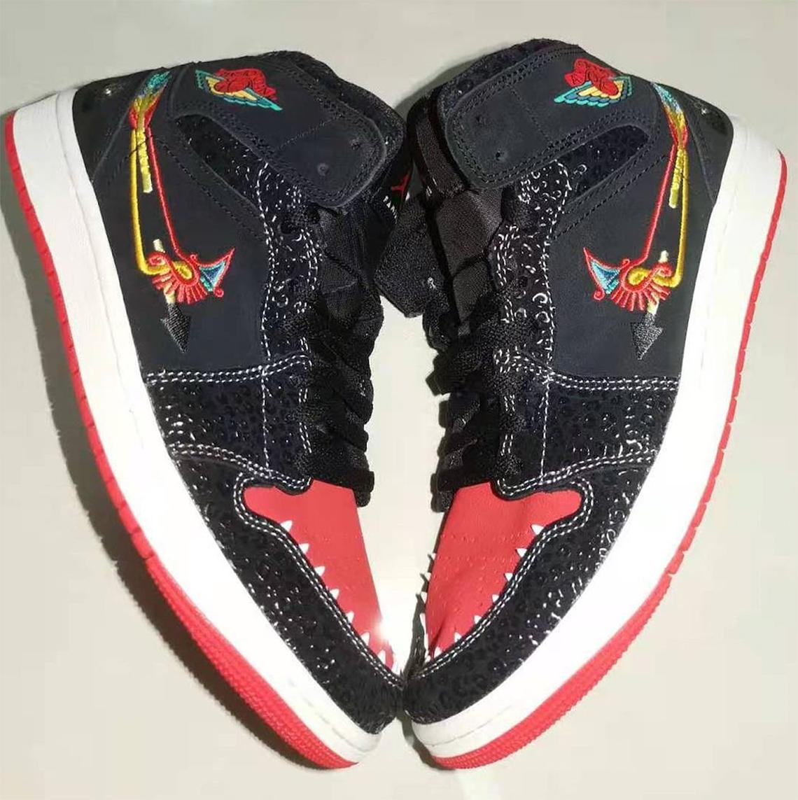 Air Jordan 1 Mid Siempre La Familia Release Info   SneakerNews.com