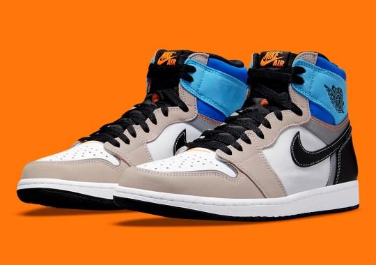 """The Air Jordan 1 High OG """"Prototype"""" Releases On September 24th"""