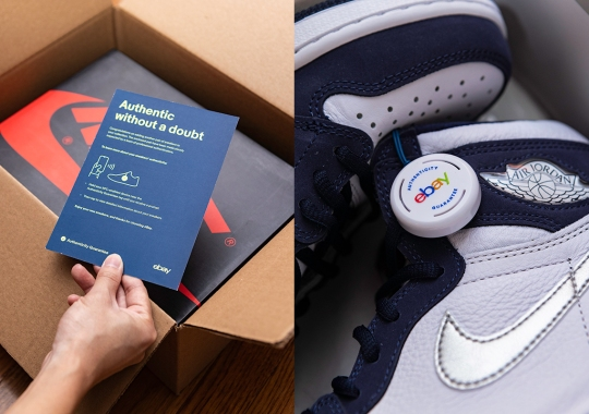 eBay's Authenticity Guarantee Program Expands To The UK