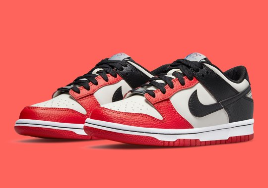 """Official Images Of The NBA x Nike Dunk Low """"Diamond Anniversary"""""""