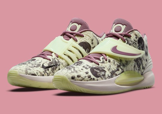 The Nike KD 14 Explores The World of Surrealist Art