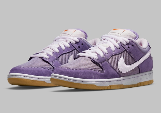 """Nike SB's Orange Label To Launch The Dunk Low """"Unbleached Pack"""" In September"""
