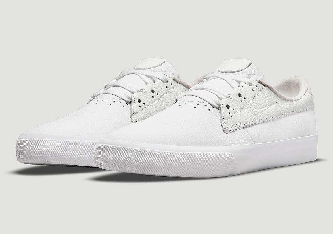 Nike SB Shane Premium Blanche DA4184-101 - Crumpe