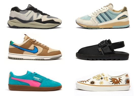 size? Previews Their Entire Catalog Of AW2021 Collaborations