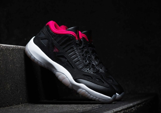"""The Air Jordan 11 Low IE """"Bred"""" Releases Tomorrow"""