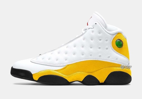 """The Air Jordan 13 To Release In """"Del Sol"""" Colorway Come January 2022"""