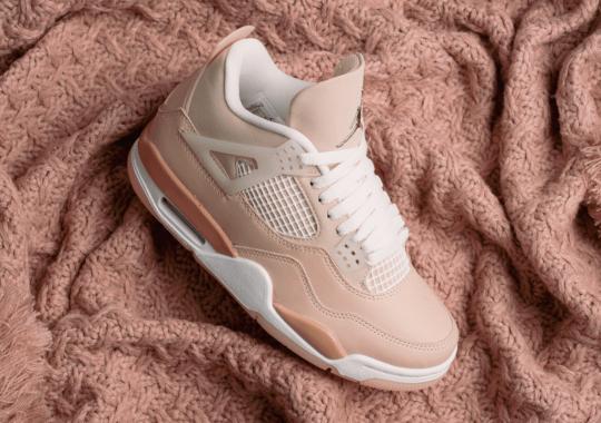 "The Air Jordan 4 ""Shimmer"" Releases Tomorrow"