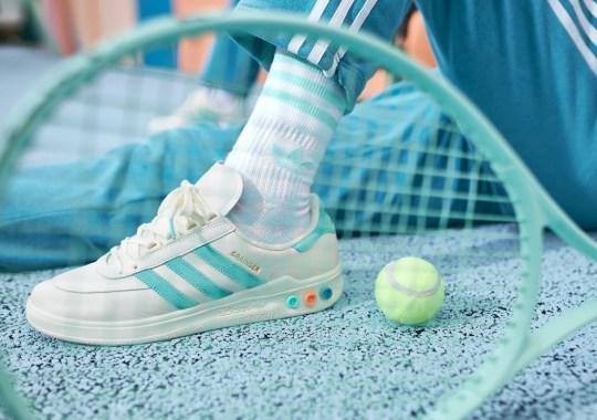 "END. Clothing's ""Tennis Club"" Capsule Stars The adidas Grainger"