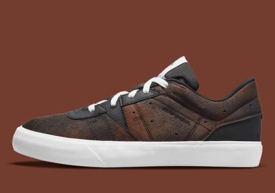 "A Rust Effect Takes Over The Jordan Series .01 ""Dear Coach"""