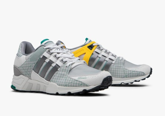 Livestock's adidas Consortium EQT Running Support 93 Is Available Now