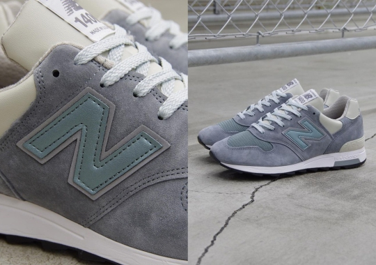 The New Balance 1400 Returns With Made In USA Construction