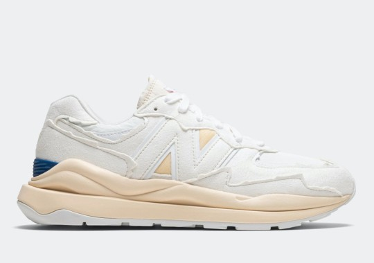 """New Balance's """"Protection"""" Series Expands With The 57/40 """"Refined Future"""""""