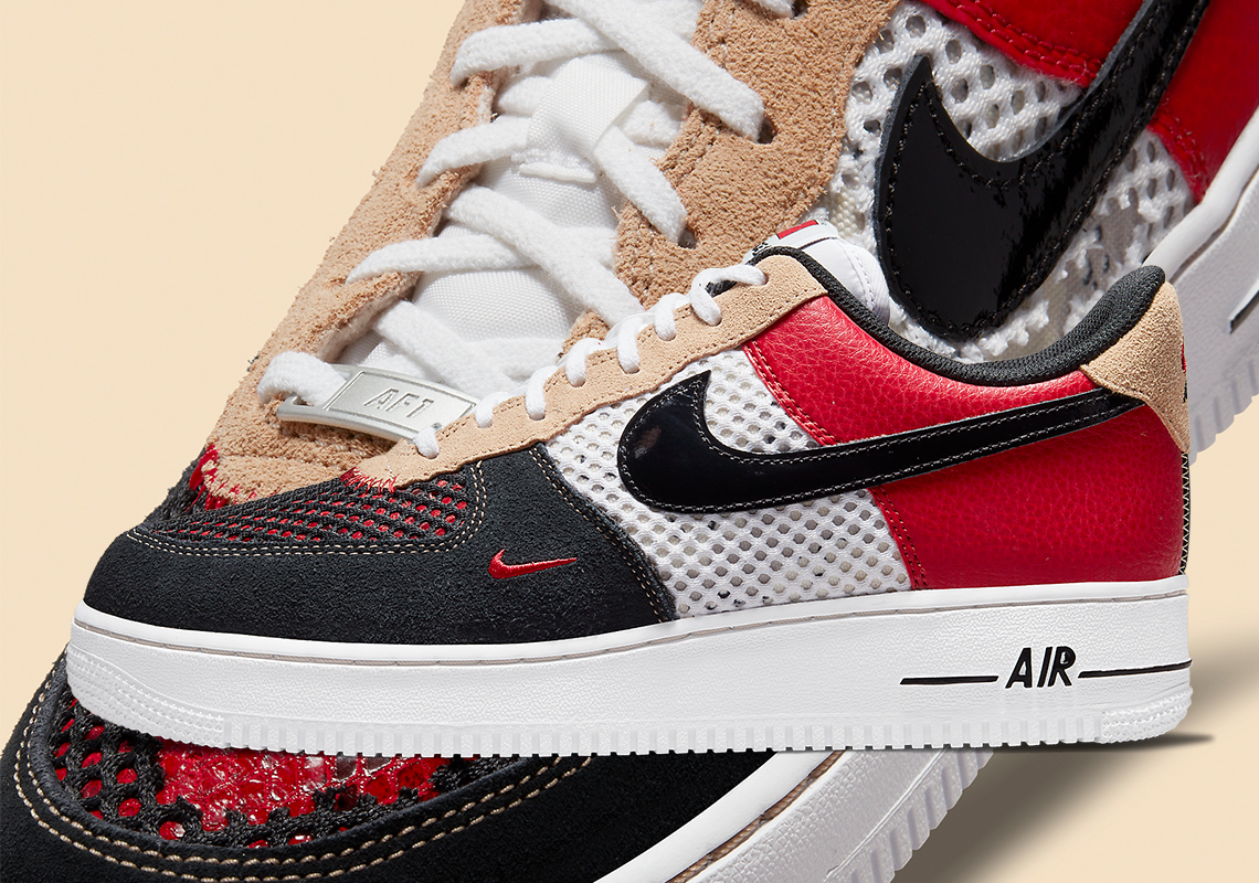 Nike Air Force 1 Alter And Reveal DO6110-100 | SneakerNews.com