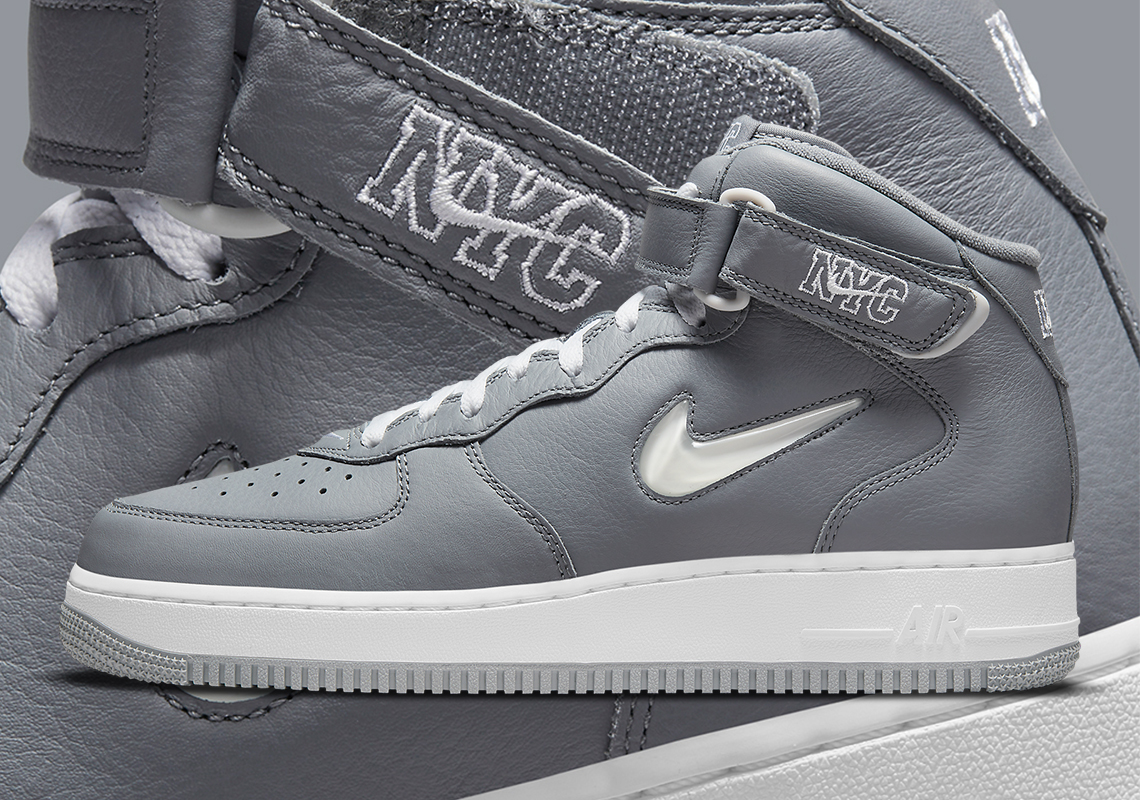 Nike Air Force 1 Mid NYC DH5622-001   SneakerNews.com