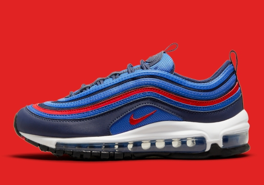 Nike Slings A Spider-Man Colorway Onto This Kid's Air Max 97
