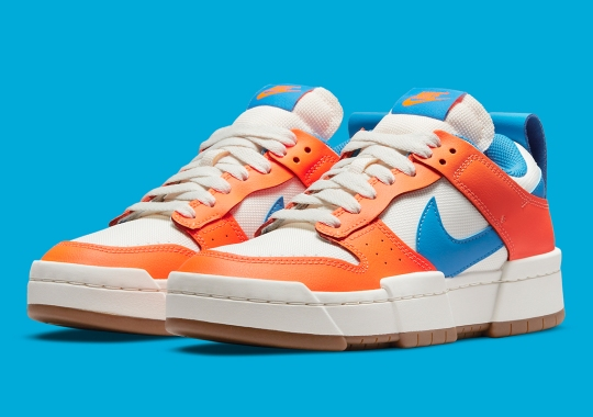 """The Nike Dunk Low Disrupt Harkens Back To The """"Supa"""" SB Dunks"""