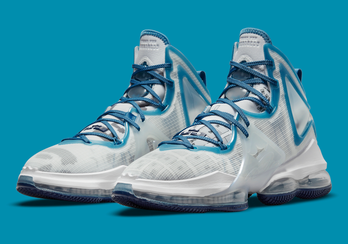 Nike LeBron 19 'Sweatsuit' Official Images
