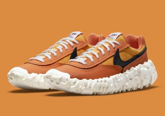 Orange Tones Emerge On The Nike OverBreak