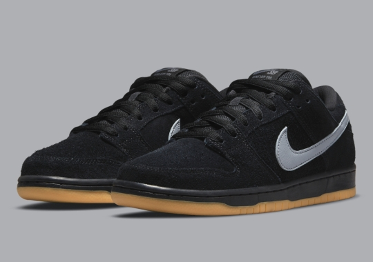 """Official Images Of The Nike SB Dunk Low """"Fog"""""""
