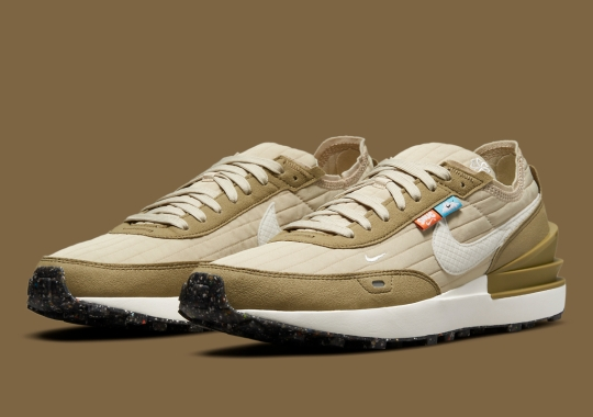 """The Nike Waffle One """"Rattan"""" Is Available Now"""