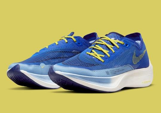 Nike ZoomX VaporFly NEXT 2 DM8324 400 3